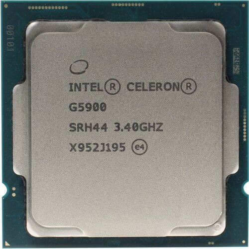 Процессор INTEL Celeron Processor G5900 OEM